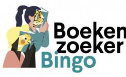 Logo van de Boekenzoeker Bingo